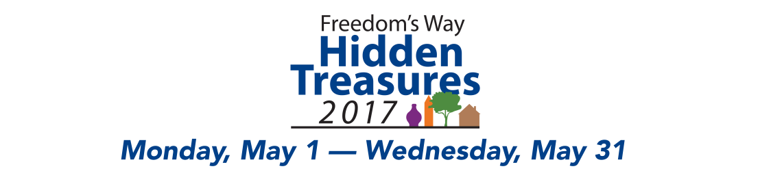 Discover Hidden Treasures! Logo
